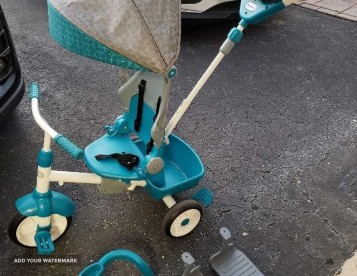 For sale Little Tikes tricycle SOLD