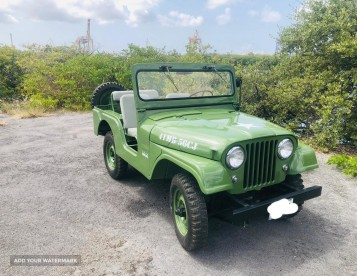 Jeep Willys 1956 For Sale